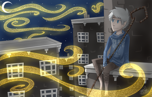 RotG- Night Lights by RavenWingsFly