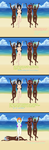 Naked Yoga Class by SomeBodyKares1
