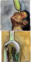 Wine Labels by artistic-engine