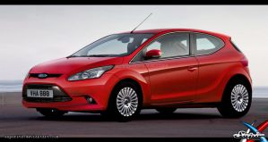 New Ford Focus - Rendering by Saporita
