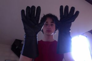 SCP-049 Costume - Gloves 2 by Enigma-Cat