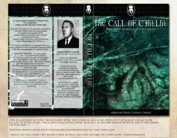 Call of Cthulhu book cover by shadowmageix