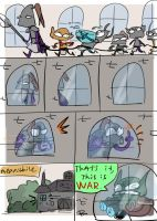 Legacy of Kain, doodles 36 by Ayej