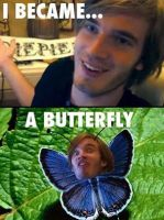 I'm A Butterfly! by Kaylee-Kyle-Andy-Jay