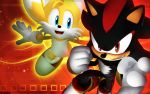 Shadow And Tails - Wallpaper by SonicTheHedgehogBG