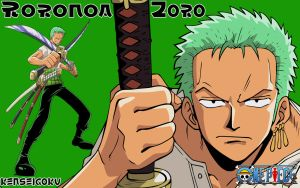 One Piece R.Zoro 0005 by kenseigoku