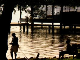 Fishing by adell14