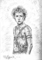 Love? (Jeremy Sumpter as Peter Pan) by Ramoro-san
