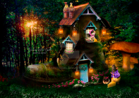 The Little House by sassyangel