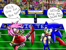 Amy vs Akai by JessieFoXX