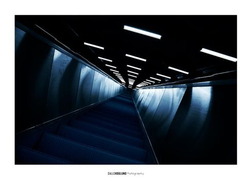 Escalator by calleartmark