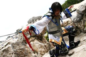 Cao Pi - The End for You by icyrosebishounen