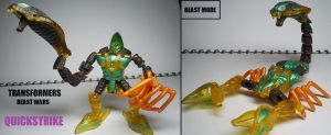 Beast Wars figures: Quickstrike by Lugnut1995