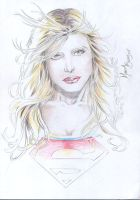 Supergirl Face Color by Mariah-Benes