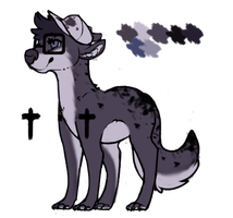 Wolf-Adopt 10-15 points [CLOSED] by KaffWolf