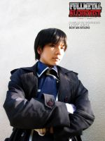 Roy Mustang by ariacosplays