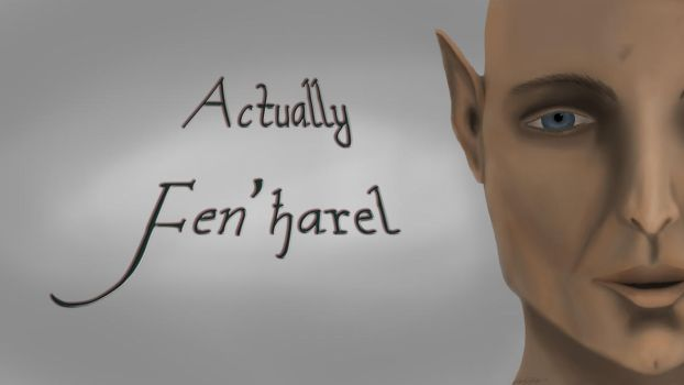 Actually Fen'harel by ActuallyFenHarel