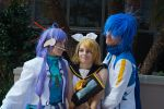 Vocaloid Gathering  - Fight initiated by EriTesPhoto