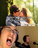 JustGirlyThings Markiplier Meme by Varietyoflife