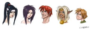 Outlaw Star by WendyDoodles