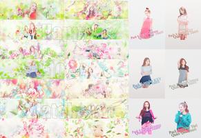 [13022016] Pack Share Happy 100+ Watchers by Takami-Sone