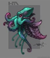 Octopod by NuMioH