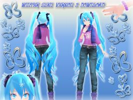 Winter Miku Version 2 Download by roosjuh14290
