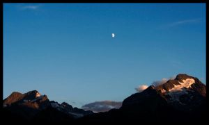 moon sunset 02 by lalas