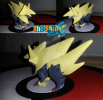 Mega Manectric Shiny Repaint by The-Shiny-Store