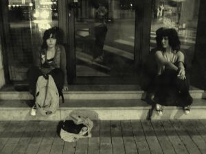 L  attente  by stupides ailes - [LoneLy _day ] bunLarda benden