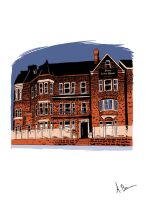 Derry Town House Hotel by abonny