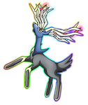 Xerneas by Myklor
