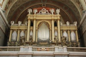 the organ by mad-texture