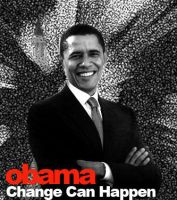 obama change can happen by nkhat1
