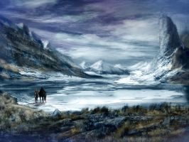 Frozen Land by Sedeslav