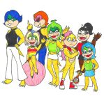 The Koopalings: Female (and Male) Counterparts! by RockyToonz93