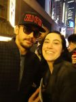 Me and James Franco by enteringmymind