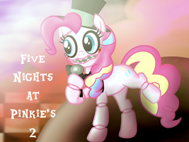 Five Nights at Pinkie's 2 by AppleBirdie