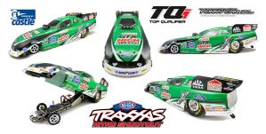 Traxxas 1/18 scale John Force Funny Car Dragster by RaynePhotography