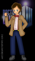 The 11th Doctor by Jace-san