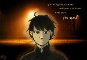 Fix You by SaerwenApsenniel
