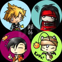 Animazement 06 new buttons by zelas