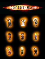 Doctor Who - Gaia style by supernanny191