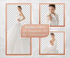 Barbara Palvin - Photopack PNG by l-Directioner-l
