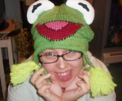 WOOT Frog Hat by Shulky