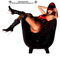Sexy Contessa by sweetpoison67