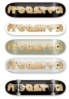 Skateboard: Toasted by PoshOne