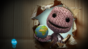 LittleBigPlanet by kratelos