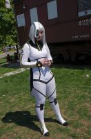 GLaDOS - Cosplay by Brainiac6Techgirl