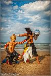 Tidus and Jecht Cosplay - Rimini Comix 2012 BEST by LeonChiroCosplayArt
